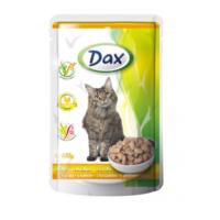 Dax Tavuklu Kedi Konservesi 100 Gr