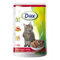 Dax Biftekli Kedi Konservesi 100 Gr