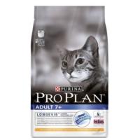 Pro Plan 7 Yaşın Üstündeki Kediler İçin Tavuklu Pirinçli Mama 1,5 Kg.