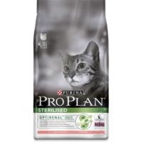 Pro Plan Sterilised Kısırlaştırımış Kediler İçin Somon Ve Ton Balıklı Kedi Maması 1,5 Kg.