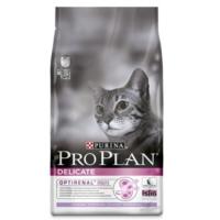 Pro Plan Delicate Hassas Ve Seçici Yetişkin Kediler Için Hindili Kedi Mamasi 1,5 Kg