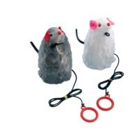 Nobby Jo-Jo Kısa Tüylü Ve Sesli Fare Kedi Pyuncağı 9 Cm