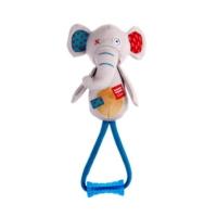 6199 Plush Friendz Öten Fil Köpek Oyuncağı