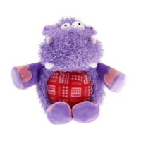 6310 Plush Friendz Hippo Sesli Oyuncak
