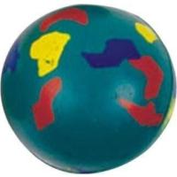Dr.Sacchi Köpek Oyuncağı Sert Top 8.5cm Yeşil