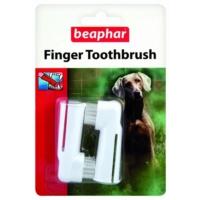 Beaphar Parmak Diş Fırçası (2'li Paket)