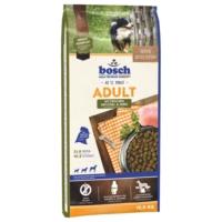 Bosch Adult Poultry & Millet Taze Kanatlı Etli Yetişkin Köpek Maması 15 Kg