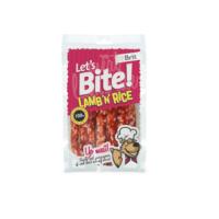 Brit Lets Bite Lamb'N Rice Köpek Ödül Maması 105 Gr.