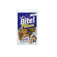 Brit Lets Bite Rolls O'Salmon Köpek Ödül Maması 80 Gr.