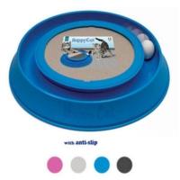 Georplast Happy Cat Plastik Kabı Ve Karton Tırmalama Alanı 41 x 38 x 5 Cm