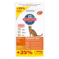 Hills Adult Chicken Tavuklu Yetişkin Kedi Maması 2 Kg + 500 Gr Entegre Paket