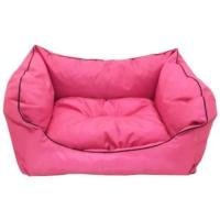 Pet Style Su Geçirmez Minderli Küçük Ve Orta Irk Köpek Yatağı No:1 50 x 40 x 10H Cm