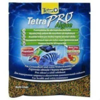 Tetra Pro Algae Crisps Spirulinali Cips Balık Yemi 12 Gr