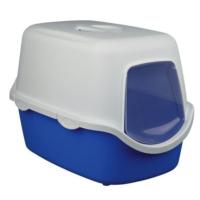 Trixie Kedi Kapali Tuvaleti,40 x 40 x 56 Cm Mavi