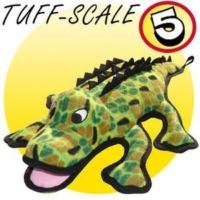 Tuffy Jr Zoo Extra Sağlam Timsah Köpek Oyuncağı 46 Cm