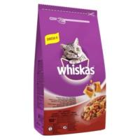 Whiskas Biftekli Sebzeli Yetişkin Kedi Maması 14 Kg