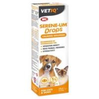 Mark & Chappell Vetiq Serene-Um Drops Kedi & Köpekler İçin Sakinleştirici Solüsyon 100 Ml