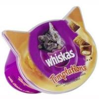 Whiskas Temptations Tavuklu Ve Peynirli Kedi Ödülü 60 Gr.