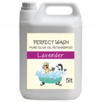 Perfect Wash - Lavender 5 Lt (Ekonomik Boy)