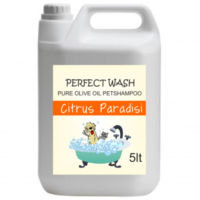 Perfect Wash Citrus Paradisi 5 Lt (Ekonomik Boy)