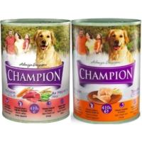 Champion 24 Adet Karışık Köpek Konservesi