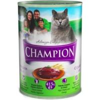 Champion 24 Adet Ciğerli Kedi Konservesi