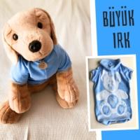 Kemique Teddy Mavi- Polar By Kemique Büyük Irklar İçin