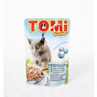 TOMI Pouch Yavru Kedi Maması -100 Gr 20'li
