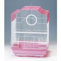 Qh Pet Cage Kuş Kafesi Karışık Renkli (34.5 X 28 X 45.5)