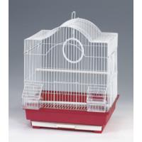 Qh Pet Cage Kafes (34,5X28X45,5) Renkli