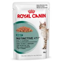 Royal Canin Instinctive + 7 Yaşli Kediler Için Konserve Mama 85 Gr
