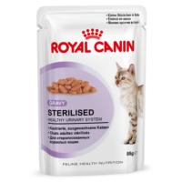 Royal Canin Gravy Sterilised Kisirlaştirilmiş Kediler Için Konserve 85 Gr