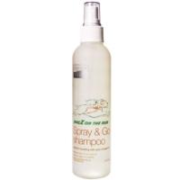 Green Fields Dogz On The Run Spray & Go Shampoo 250 Ml