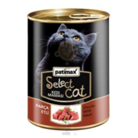 Patimax Ton Balıklı Parça Etli Kedi Konservesi 400 Gr