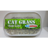 Pet Anima Kedi Çimi Özel Topraklı Cat Grass