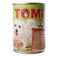 Tomi Kuzu Etli Köpek Yaş Maması 400 g
