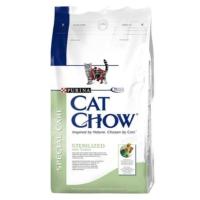 Purina Cat Chow Sterilized - Kisirlaştirilmiş Kediler Için Kedi Mamasi 1,5 Kg.