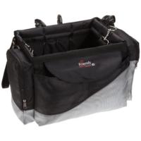 Trixie köpek için bisiklet önü çantası 43x26x26cm