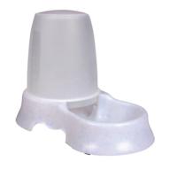 Trixie köpek plastik depolu su ve yem kabı 0,6lt