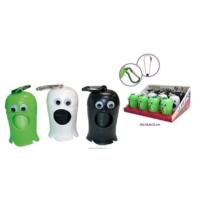 Croci Köpek Dışkı Torbası Minibag Ghost