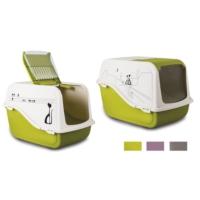 Croci Kedi Tuvaleti Morgana Nosy Cat 57*39*38