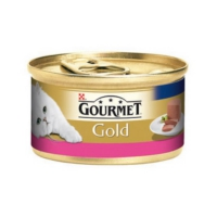 Gourmet Purina Gold Kıyılmış Sığır Etli 85 G Yaş Mama