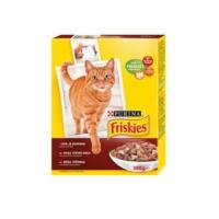 Friskies Purina Yetişkin Kediler İçin Kırmızı Etli, Tavuklu Ve Sebzeli Kedi Maması 10 Kg