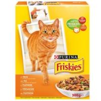 Friskies Purina Yetişkin Kediler İçin Tavuklu Ciğerli Ve Sebzeli Kedi Maması 10 Kg