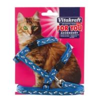 Vitakraft Yetişkin Kedi Takım Göğüs Tasması