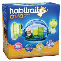 Habitrail Ovo Home Mavi (Hamster Kafesi)