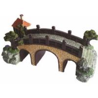 Chicos Akvaryum İçin Dekoratif Köprü 16,5X7X9 Cm