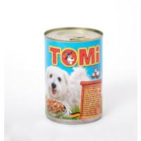 Tomi 5 Çeşit Etli Köpek Konservesi 400 gr