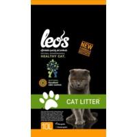 Leos Cat Litter Doğal Bentonit Kedi Kumu İnce 10Lt