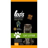 Leos Cat Litter Doğal Bentonit Kedi Kumu Kalın 10L
